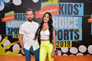 Nikki Bella Ran Away From Artem Chigvinstev On Their First Date