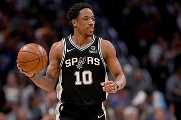 DeMar DeRozan's Clothing Line To Be Sold Exclusively At Teen's San Antonio Shop