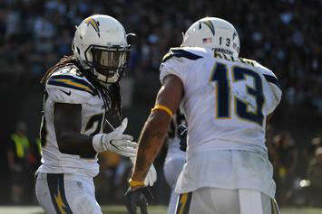 Melvin Gordon's Return Sparks Epic Reaction From Keenan Allen: Watch