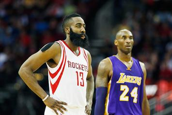 Kobe Bryant Predicted James Harden Would Be Next Following 2011 Pickup Game