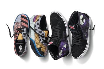 Nightmare Before Christmas x Vans Collection Release Details Announced