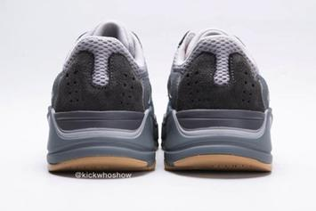 """Adidas Yeezy Boost 700 """"Teal Blue"""" Release Date Revealed, Color Updated"""