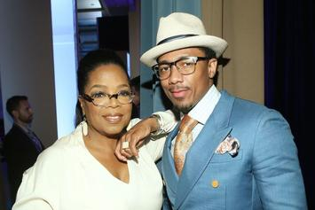 "Nick Cannon Embarrassed Himself In Front Of Oprah By Quoting ""The Color Purple"""