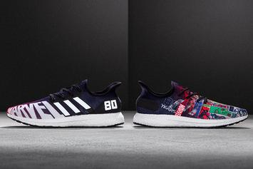 Adidas Helps Marvel Celebrate Their 80th Anniversary With A Sneaker Collab