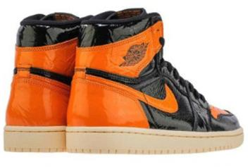 "Air Jordan 1 ""Shattered Backboard 3.0"" Gets Updated Leather: Release Info"