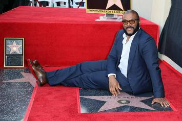 Tyler Perry Surprises 10-Year-Old Rapper By Giving Him His Own Nickelodeon Show