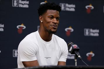 Jimmy Butler Inspires Other Miami Heat Players To Workout At 3:30am