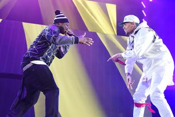 "50 Cent: ""Michael Jackson Was Great But It's Chris Brown's Turn"""