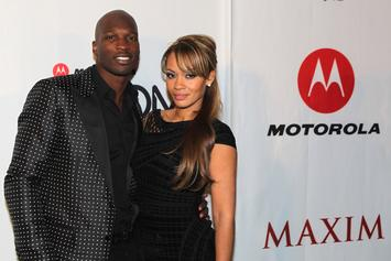 "Chad Ochocinco Is At The Center Of Evelyn Lozada's ""Basketball Wives"" Drama"