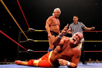 Ric Flair Issues Challenge To Hulk Hogan Ahead Of WWE SmackDown Event