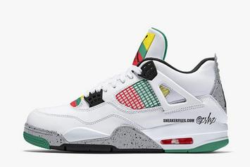 "Air Jordan 4 ""Do The Right Thing"" Releasing Next Year: What To Expect"