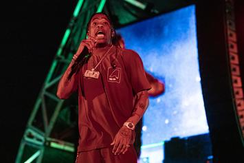 Travis Scott Leaks Momentarily Hits Streaming Services