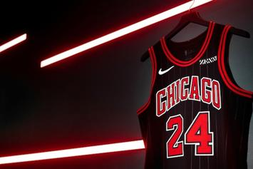 Chicago Bulls Introduce New Statement Uniforms