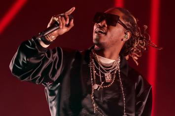 Future's Alleged Baby Mama Can't Afford To Take Him On In Court: Report