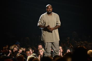 "Kanye West's ""Yandhi"" Suffers Another Leak, This Time, On Spotify"