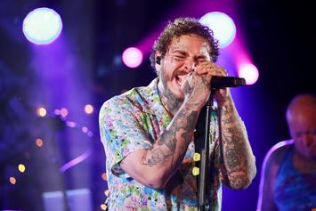 "Post Malone's ""Hollywood's Bleeding"" Is The Best Selling Album Of 2019: Report"