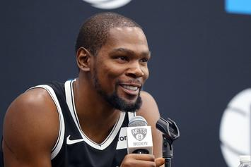 Kevin Durant Responds To Disgruntled Knicks Fans On Twitter