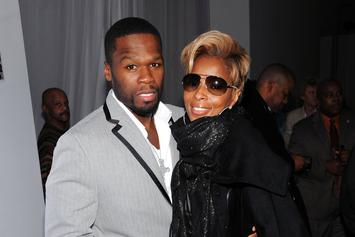 """50 Cent Teases Mary J. Blige First Look In """"Power Book II"""""""