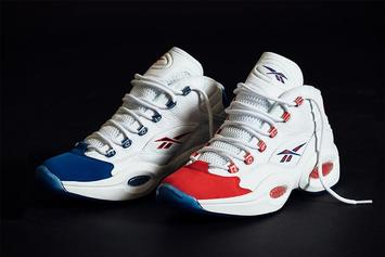 "Allen Iverson's Reebok Question ""Double Cross"" Combines Classic Colorways"