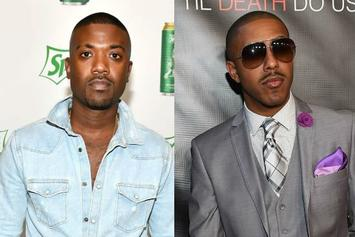 """Ray J Apologizes To Marques Houston Over Decade-Long Beef On """"Love & Hip Hop"""""""