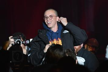 "Logic Previews New Song, ""Ultra Violent,"" Off His Upcoming Beat Tape"