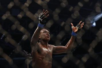Israel Adesanya's Next Challenger Revealed By Dana White: Watch