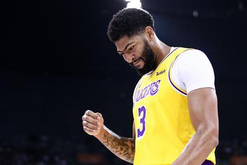 Lakers' Anthony Davis' MRI Results Revealed