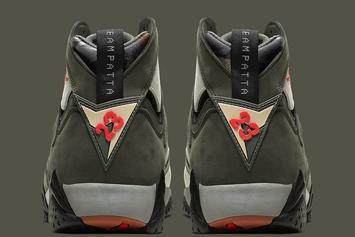 "Patta x Air Jordan 7 ""Icicle"" Rumored To Finally Release This Week"