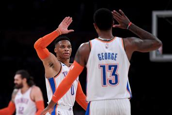 Russell Westbrook Opens Up About Paul George Thunder Trade