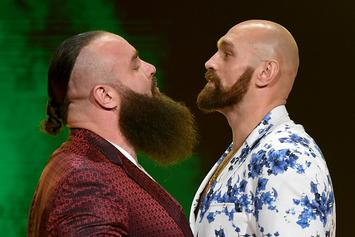 Tyson Fury Will Reportedly Make An Insane Amount Of Money For His WWE Match