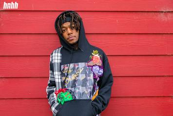 "Dreamville's J.I.D Responds To Fan Who Was Offended By His ""NEVER"" Lyric"