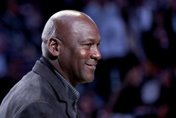 Michael Jordan Tears Up While Unveiling New Clinic In Charlotte: Watch