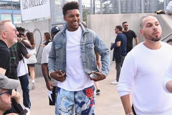 Nick Young Explains How Iggy Azalea Kept Him From Pursuing Rihanna