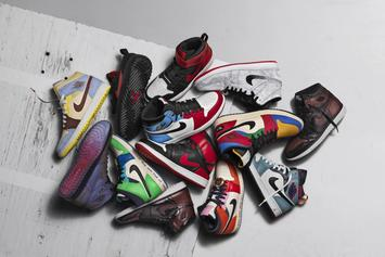 """Air Jordan 1 """"Fearless Ones"""" Collection Unveiled By Jordan Brand: Photos"""