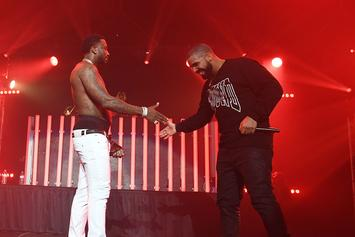 Gucci Mane Says He Lost Six Figures To Drake Over Bucks x Raptors Series