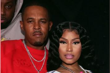 Nicki Minaj Reveals That She's Officially Married By Sharing A Clip On Instagram