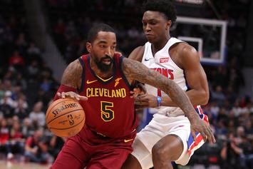 Lakers Seriously Considering JR Smith As Opening Night Looms: report