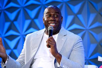 Magic Johnson Attempts To Clarify Michael Jordan's Steph Curry Comments
