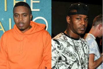 "Cam'ron Regrets Previous Beef With Nas: ""I Didn't Want To Go That Far"""