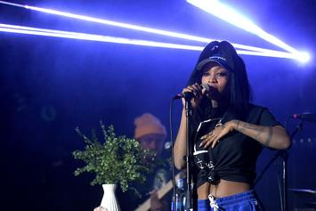 London On Da Track Surprises Summer Walker During Her Live Show With Gifts
