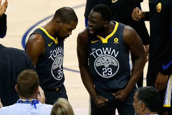 """Warriors' Draymond Green Opens Up About Kevin Durant Beef: """"I Was Wrong"""""""