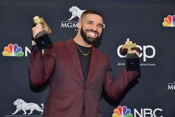 "Drake Officially Solidifies Himself As ""The Lord Of The Rings"" With Custom Bling"
