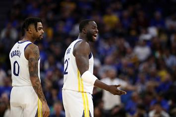 "Draymond Green Doesn't Hold Back After Clippers Loss: ""We F*cking Sucked"""