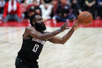 James Harden Explains What Went Wrong In Rockets Season Opener