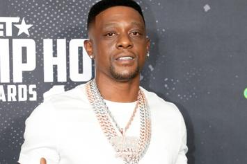 "Boosie Hypes Tracklist For Upcoming Album ""TALK DAT SH*T"""