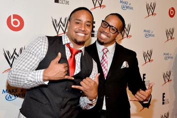 WWE's Jimmy Uso's DUI Arrest Video Surfaces