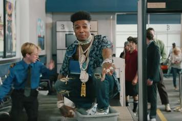 "Blueface & Gunna Unapologetically Flaunt Their Wealth In ""First Class"" Video"
