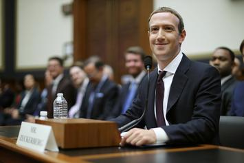 Mark Zuckerberg Gets Roasted By Congress & Twitter For His Haircut