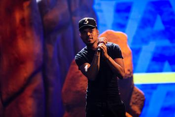 """Chance The Rapper Performs """"Zanies and Fools"""" and """"Handsome"""" On SNL"""