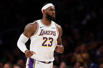 LeBron James Credits NBA 2K For Helping Him Prepare For Lakers' New Roster